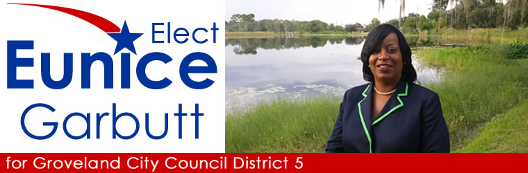 Eunice Garbutt for Florida State House